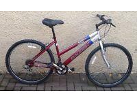 "Bike/Bicycle.LADIES RALEIGH "" EXPLORE "" MOUNTAIN BIKE"