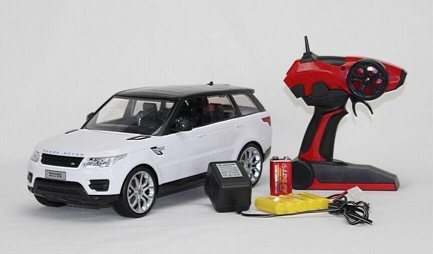 official licensed 1 10 range rover sport rc radio remote control car ep rtr in stoke on trent. Black Bedroom Furniture Sets. Home Design Ideas