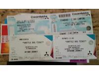 Creamfields Tickets 2 Day camping (Saturday & Sunday)