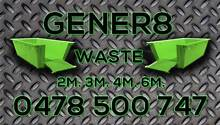 GENER8 WASTE Currambine Joondalup Area Preview