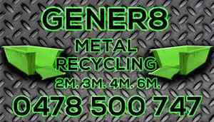 Gener8 Metal Recycling Currambine Joondalup Area Preview