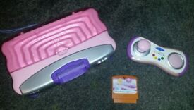 VTECH V.SMILE MOTION + CINDERELLA GAME