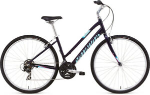 Hybrid/commuter bikes- All sizes available (XS, S, M, L, XL)