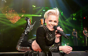 P!NK- Section 118, Row 20- Scotiabank Arena- Tuesday, May 14