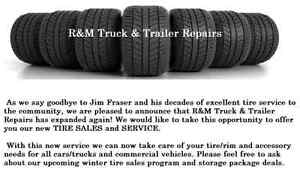AUTOMOTIVE TIRES & REPAIRS
