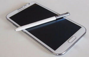 Excellent. Condition Samsung galaxy. Note 2 phone for sale.