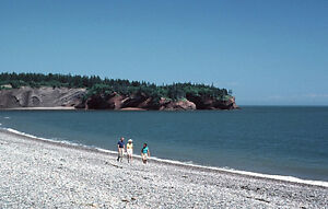 Waterfront / Oceanfront Seaside Home or Cottage -Bay of Fundy