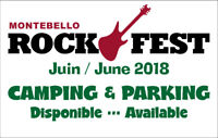 MONTEBELLO ROCKFEST CAMPING AND PARKING
