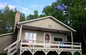 6 night rental Sep 2-8  $995!  Waterfront with gorgeous sunsets!