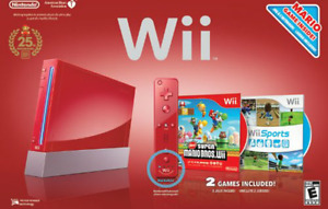 Limited edition wii