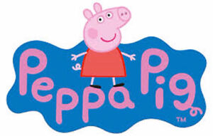 Peppa Pig ***CLOSE to STAGE***