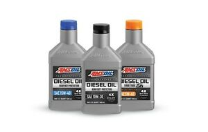 Heavy-Duty Synthetic Diesel Oil, Power Stroke Cummins, Duramax