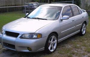 2003 Nissan Sentra SER Spec V