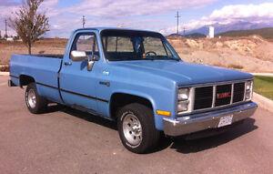 1987 GMC Sierra 1500 Pickup Truck