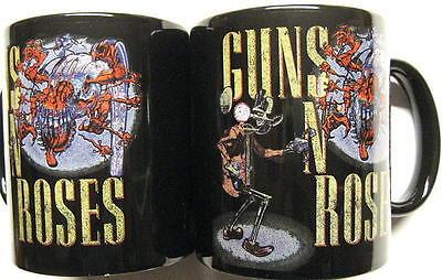 """GUNS N' ROSES TASSE """"APPETITE FOR DESTRUCTION"""" KAFFEETASSE - MUG"""