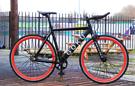 Free to Customise Single speed bike road bike TRACK bikegghhhhgg