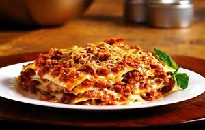 ITALIAN CUISINE - HOME OR OFFICE PARTY