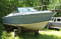 1978 Bayliner 21' Cuddy Cabin Cruiser + Want it Gone