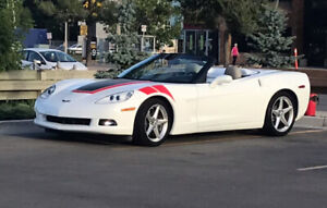 2011 Corvette Convertible ONLY 12.650 km