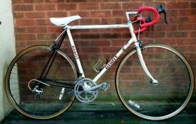 Giant Speeder lite racing vintage bike,12 gears,700c wheels