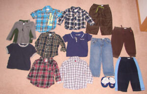 Boys Clothes, Snowsuit, Sleepers - 12, 12-18, 18 months