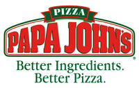 Papa Johns North Shore needs a P/T Delivery Driver