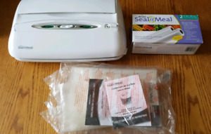 Seal a meal vacuum sealer