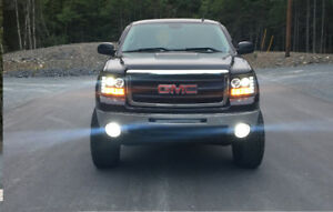 2010 GMC Sierra 1500 SLT Lifted