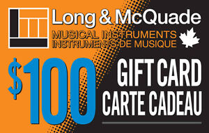 Long & Mcquade Giftcards for Cash