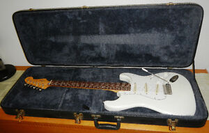 1992 Squier Statocaster by Fender - Made in Japan