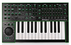 Roland Aira System-1 Synthesizer Used.