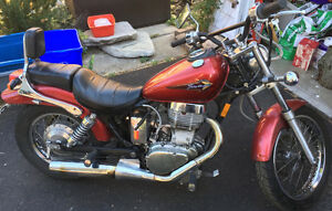 1996 Suzuki Savage LS650 parts for sale
