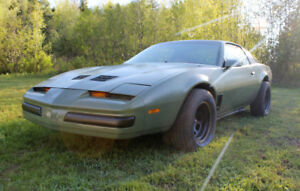 1985 PONTIAC TRANS AM FIREBIRD LS SWAP