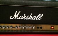 Marshall AVT 50 head