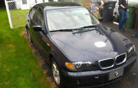 BMW 325 xi Berline 2002