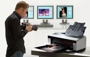 Epson Stylus Photo R2880 Printer 5,760 x 1,440 DPI printing res