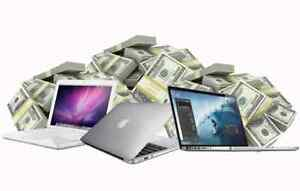 Recycle your macs for CASH $$$$$$$