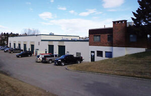 INDUSTRIAL WAREHOUSE BAYS FOR LEASE