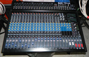 Alto high powered 20 channel mixer with effects