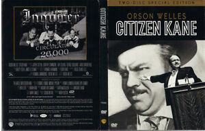 Citizen Kane (1941) - Orson Welles, Joseph Cotten West Island Greater Montréal image 1