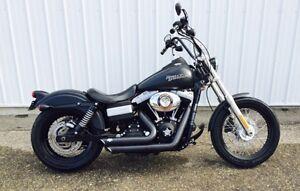 2010 Harley-Davidson FXDB Street Bob