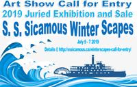 Winterscapes Art  Show Call for Entry