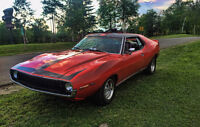 1972 AMC Javelin SST Pierre Cardin MINT. TRY YOUR TRADE V8