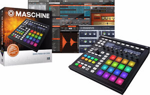 Maschine MK2 and Additional Software!