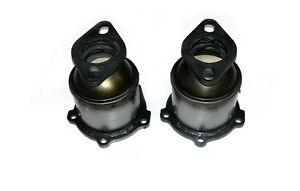 Kia Sedona Exhaust Catalytic Converters 2002-2005 (Front & Rear)