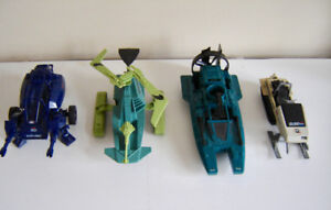 Vintage Hasbro G.I. Joe Vehicles - 1980s - VG Condition!