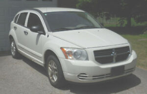 2007 Dodge Caliber SXT Hatchback