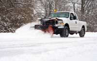 SNOW PLOW DRIVERS NEEDED (EXPERIENCED) - GUARANTEED PAY !!