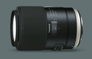 Tamron 90mm f2.8 SP Di Macro 1:1 VC USD R2 Canon