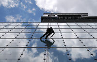 High-Rise Window Cleaning Technicians